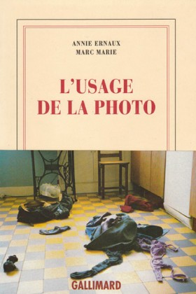 Annie Ernaux, L'usage de la photo